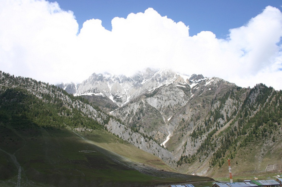 sonmarg-mountain-view