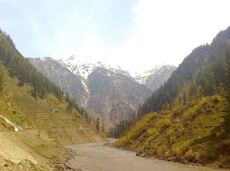 sonmarg-road-view
