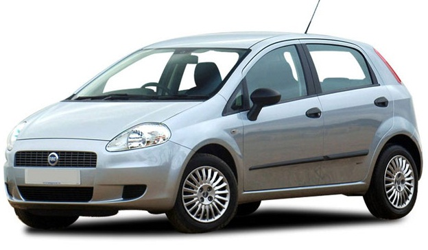 fiat-punto on rent in kashmir